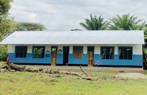 Ibale - A new school!