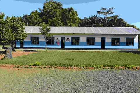 2 new classrooms and a teacher office for Masebe