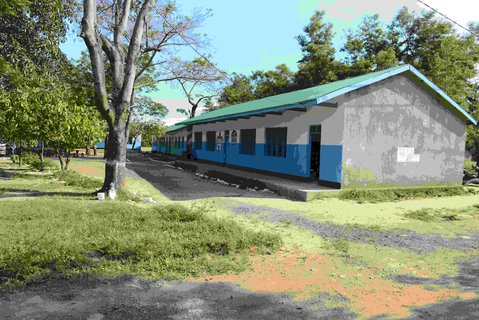 Mpunguti surprises: 3 buildings renovated in one go!!!